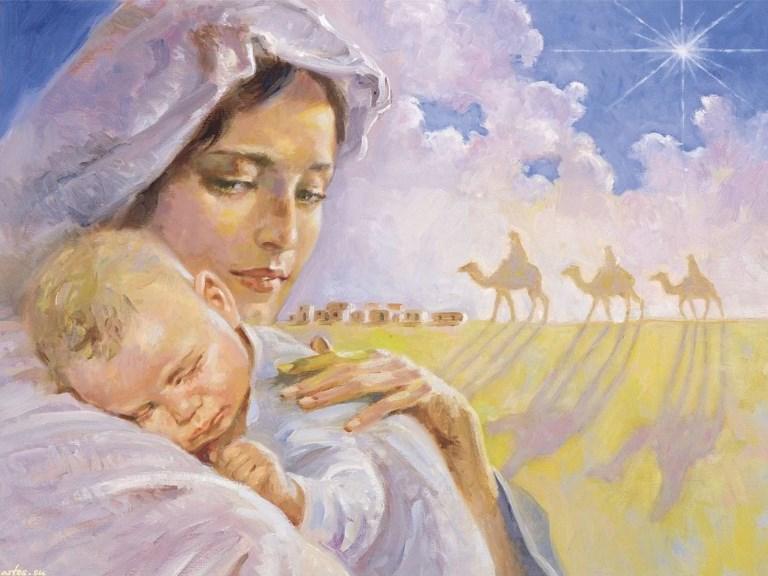 Христианские картинки о маме, картинки аву