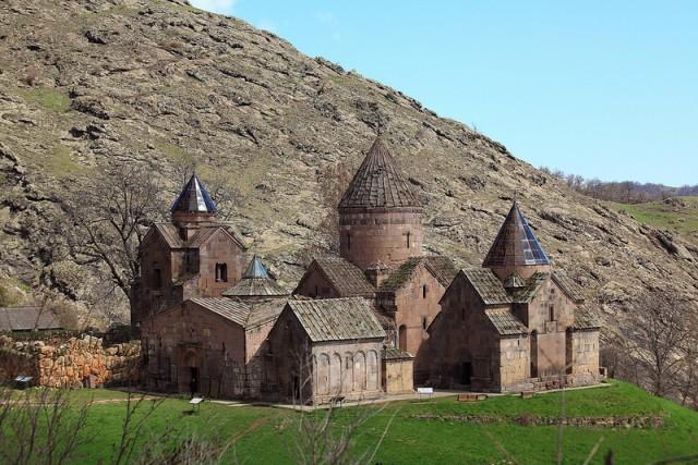 Гошаванк, монастырь Армении, Монастырский комплекс Гошаванк,