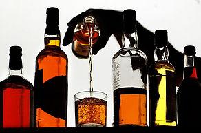 Алкоголь влияет на сознание человека