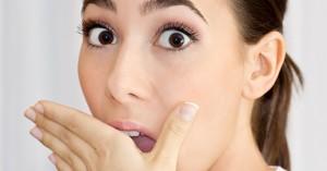 Халитоз или неприятный запах изо рта