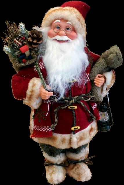 Дед Мороз и Санта Клаус, чем отличается Санта Клаус от Деда Мороза, отличиях Деда Мороза и Санта Клауса, Сходства Деда Мороза и Санта-Клауса