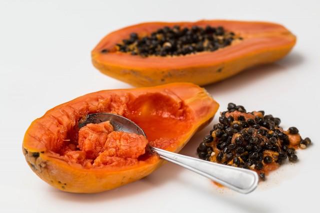 Папайя фрукт, как выглядит папайя, папайя полезные свойства, папайя вред, папайя купить, как едят папайю, папайя выращивание в домашних условиях