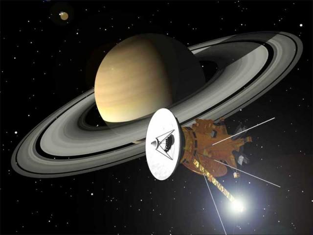 Cassini-Probe