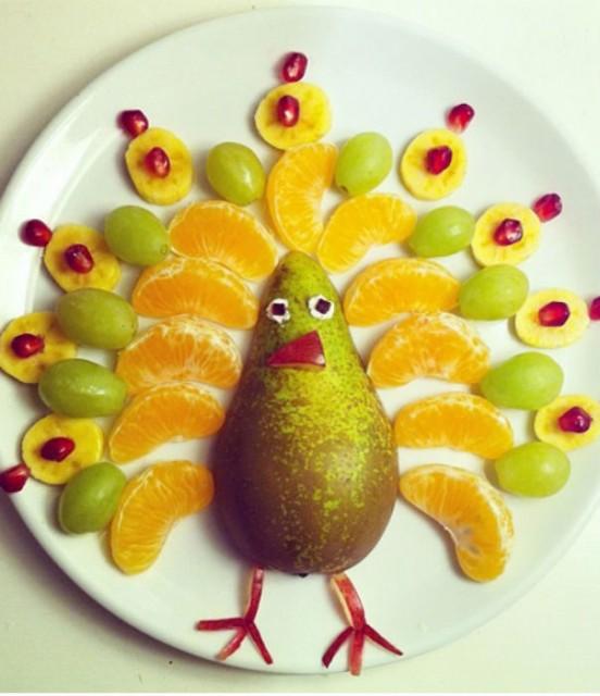 Pear Peacock_604